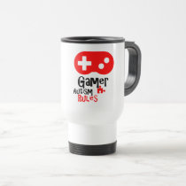 Autism - Travel/Commuter Mug