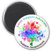 Autism Tree in Spectrum Magnet