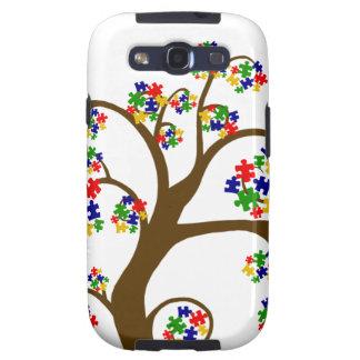 Autism Tree of Life Samsung Galaxy SIII Covers