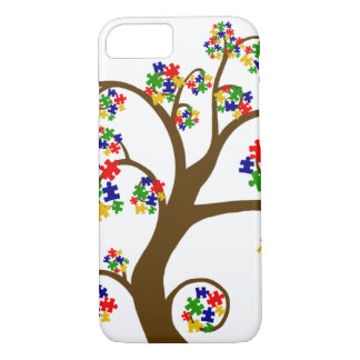 Autism Tree of Life iPhone 7 case