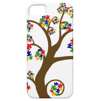 Autism Tree of Life iPhone Case iPhone 5 Cases