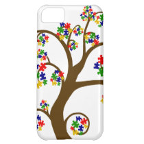 Autism Tree of Life iPhone Case