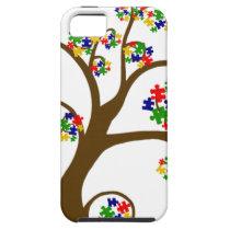Autism Tree of Life iPhone SE/5/5s Case