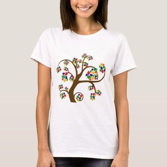 Autism Tree of Life T-Shirt