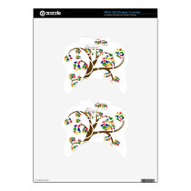 Autism Tree of Life Xbox 360 Controller Skins
