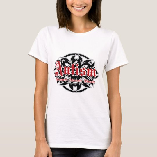 Autism Tribal T-Shirt