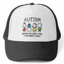 Autism Trucker Hat