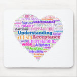 Autism Understanding Acceptance Products Mouse Pad