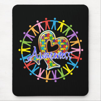 Autism Unite in Awareness Mouse Pad