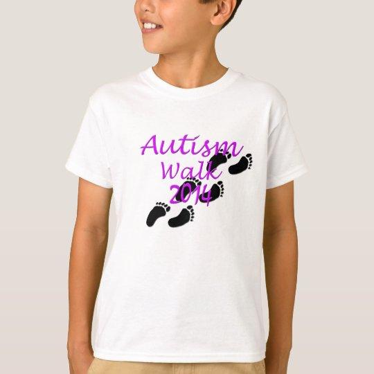 Autism Walk 2014 T-shirt