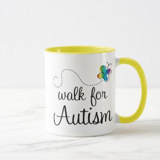 Autism Walk Awareness Mug