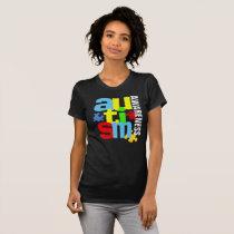 Autism - Women's Fine Jersey T-Shirt