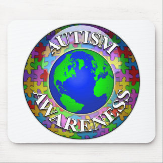 Autism Worldwide Mouse Pad
