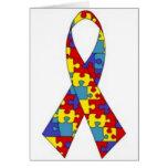 autismawarenesscards tarjeta de felicitación