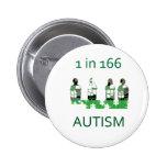Autismo 1 en 166 pins
