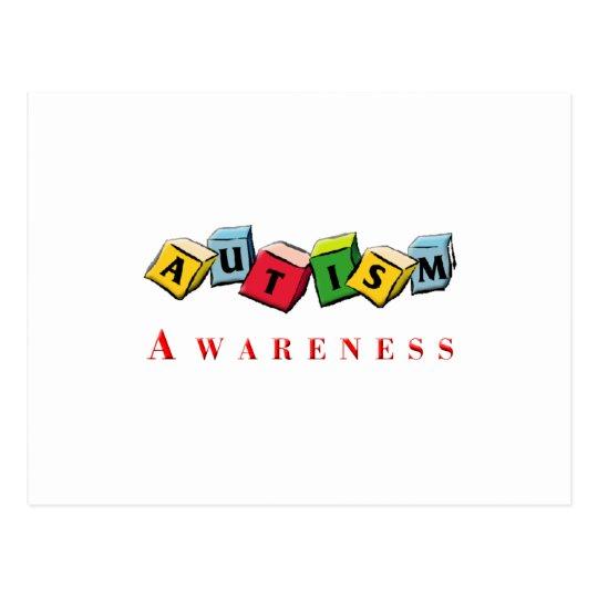 Autismo Awaress Postal