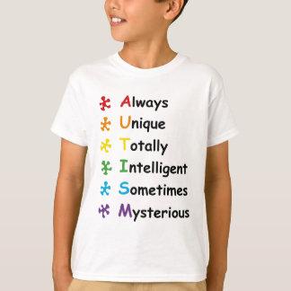Autismo Camisas