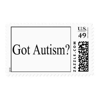 ¿Autismo conseguido? Envio