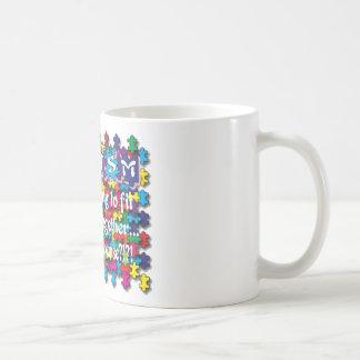 Autismo cuál es su excusa taza de café