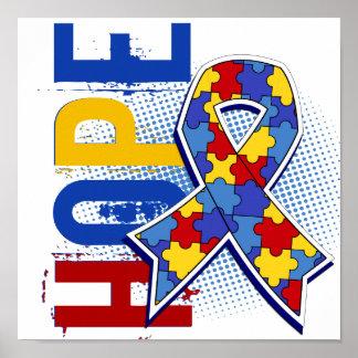 Autismo de la esperanza 2 poster