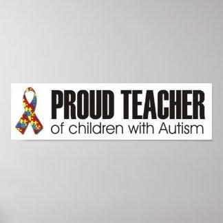 autismo de parachoques 1 del profesor impresiones