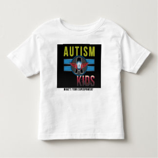 Autismo del ` camiseta del niño de los niños',