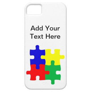 Autismo iPhone 5 Funda