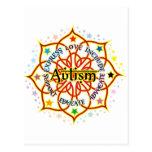 Autismo Lotus Postales
