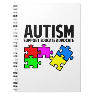 Autismo Note Book