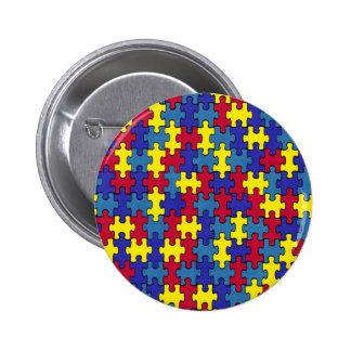Autismo Pins