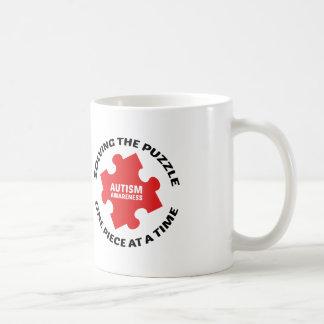 Autismo: Solucionando la una pieza del Taza De Café