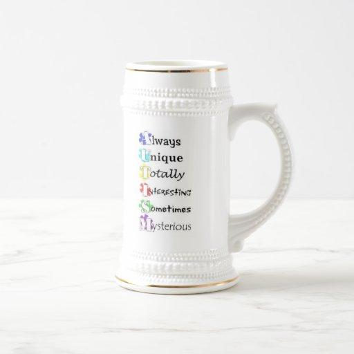 Autismo Stein o taza