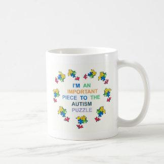 Autismo Taza De Café