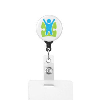 #AutismRecoveryClub Badge Holder