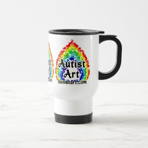 Autist Art mugs