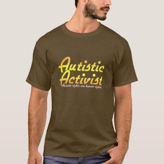 Autistic Activist v2 T-Shirt