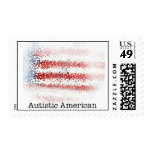 Autistic American Stamps