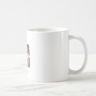 Autistic Boy Angel With Puppy Classic White Coffee Mug