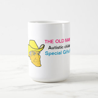 AUTISTIC CHILDREN ARE SPECIAL GIFTS FROM GOD COFFEE MUG