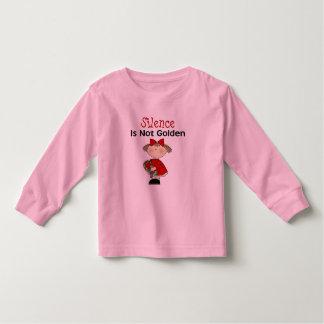 Autistic Girl Toddler T-shirt