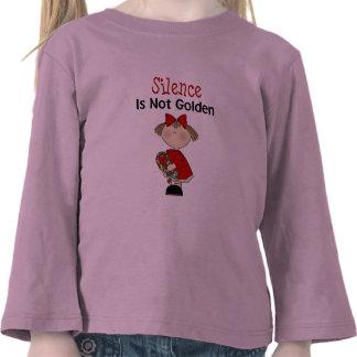 Autistic Girl T Shirt
