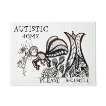Autistic Home Doormat
