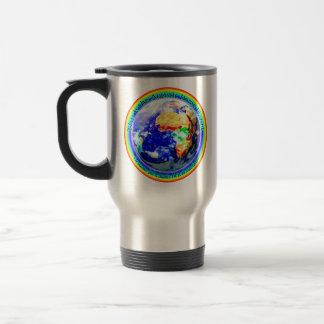 Autistic Home Planet Travel Mugs