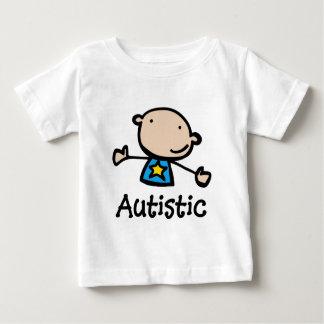Autistic Kid Baby T-Shirt