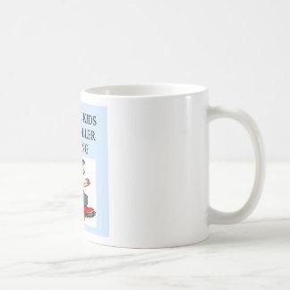 autistic kids love rollerskating classic white coffee mug