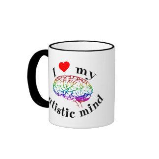 Autistic Mind Mugs