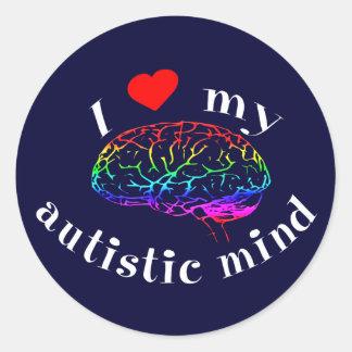 Autistic Mind Stickers