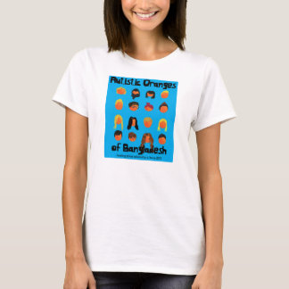 Autistic Oranges of Bangladesh T-Shirt