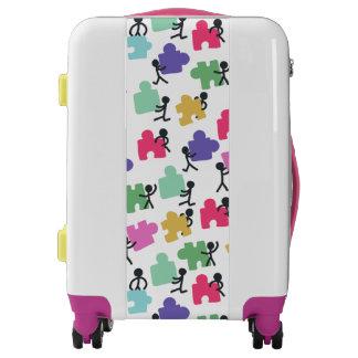 autistic people luggage