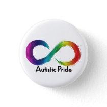 Autistic Pride Button